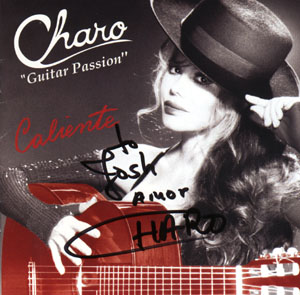 Guitar Passion autographed for Josh in 1998, released in 1995