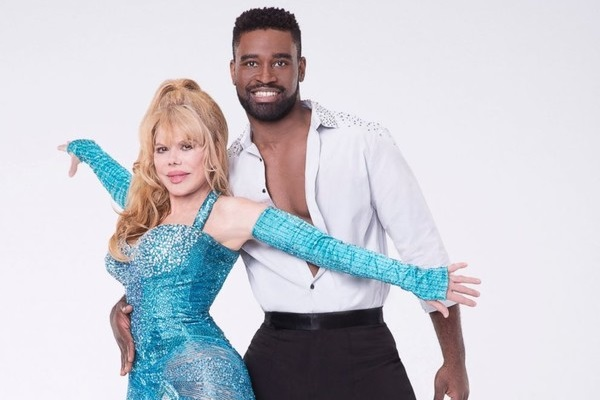 Charo and Keo from Season 24 of DWTS